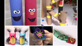 Best Toilet paper roll crafts for kids