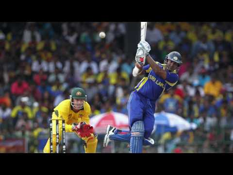 How I Bat: Kumar Sangakkara