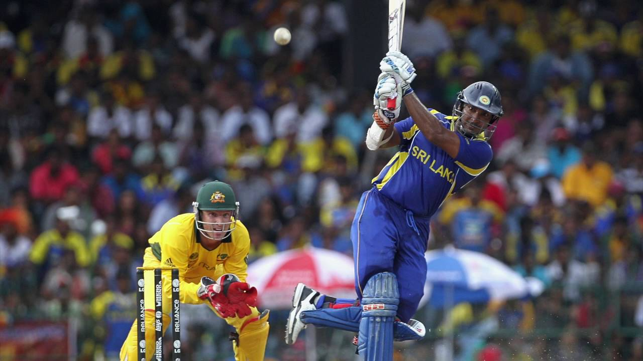How I Bat: Kumar Sangakkara - YouTube