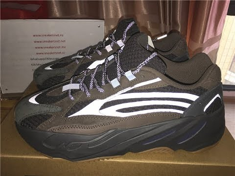 abbdeaf06bb125 Adidas Yeezy Boost 700 V2 Geode EG6860 from sneakersnet.ru - YouTube