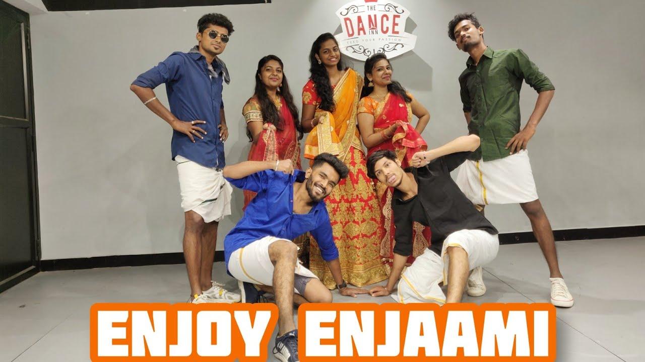 Enjoy Enjaami | Dance Cover | Dhee ft Arivu | Santhosh Narayanan | Narvini Dery | Kuthu Version | UA