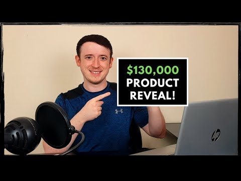 $130,000 Product Reveal | Shopify Dropshipping thumbnail