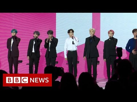 BTS: 'We failed and tried again' - BBC News