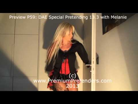 Preview P59: SPECIAL Pretending DAE 12.3 with Melanie from YouTube · Duration:  40 seconds