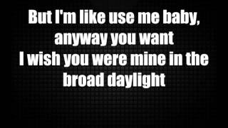 Download Chris Brown - Fine By Me (lyrics ) MP3 song and Music Video