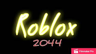 Roblox Logo Evolution S2 P5/44 (2004-2100)