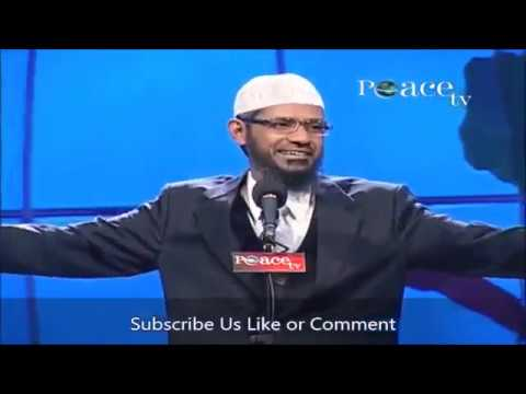 War Of Israel In Palestine Quran Prophesy About Jews And Pagans | Dr Zakir Naik 2016