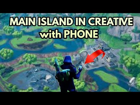 Fortnite Season 10: How to Get to Main Island in Creative