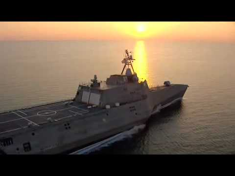 General Dynamics - Independence Littoral Combat Ship 2 (LCS 2)