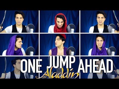 DISNEY MEDLEY | One Jump Ahead & One Jump Ahead Reprise Cover | Daniel Coz