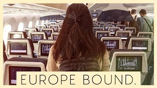 VANCOUVER TO EUROPE! 15 Hours of Travel with KLM
