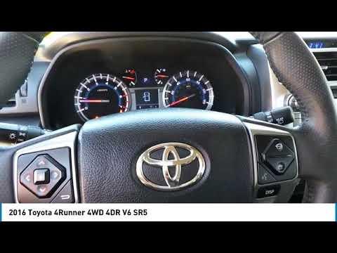 2016 Toyota 4Runner San Angelo Texas I19553A