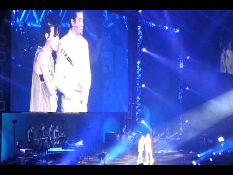 Leehom duet with Candy Lo