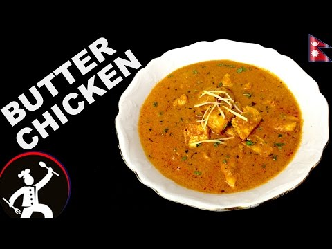 Easy Butter Chicken Recipe   How to make Butter Chicken   Yummy Food World 🍴 87