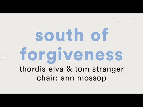 South of Forgiveness: Thordis Elva & Tom Stranger, All About Women 2017