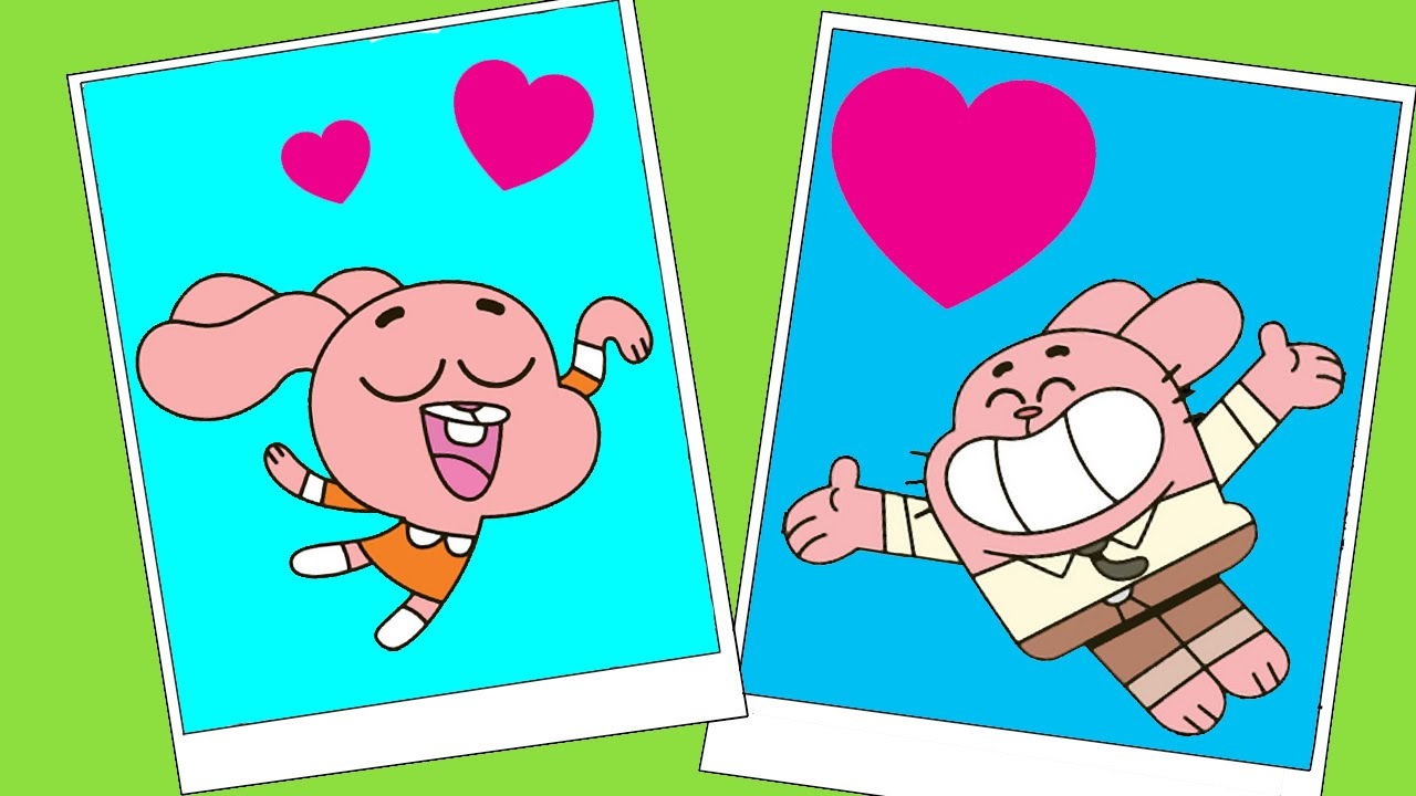 Gumball Coloring Pages For Kids Gumball Coloring Book Part 08