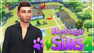 Sims 4 REFUGE - Comment adopter dans le refuge ? #8
