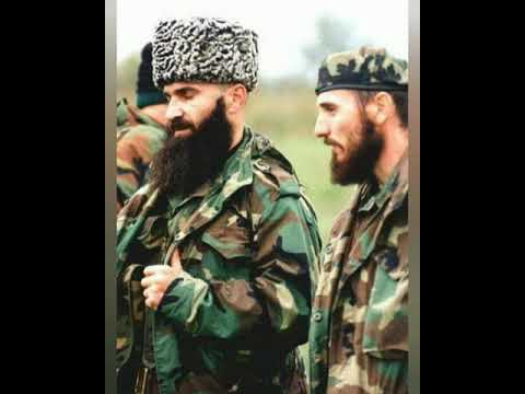 Şamil Basayev Sözleri  Çeçenistan Marşı  BÜYÜK KOMUTAN. indir