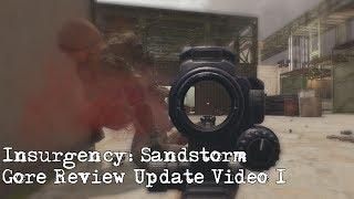 Insurgency: Sandstorm - Gore Review Update Video 1