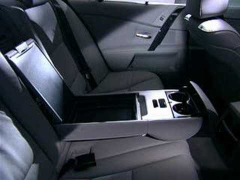 Bmw 5 Series Power Rear Sunshade Youtube