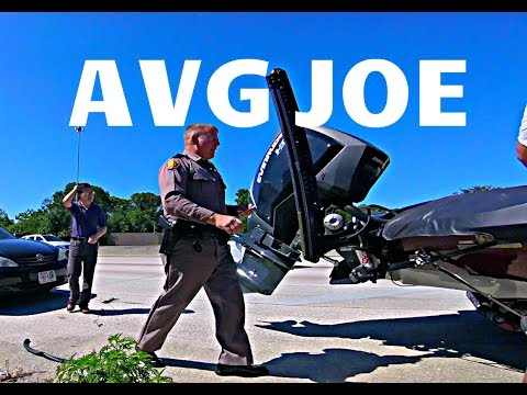 AVG JOE: Beaver Lake Travel, Fender Bender, Storms, Road Life Inside the FLW TOUR, NWA
