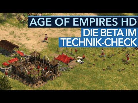 Kuriose Optionsarmut in Age of Empires: Definitive Edition - Die Beta im Technik-Check