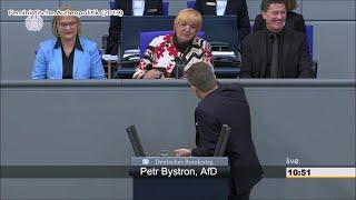 Eklats im Bundestag