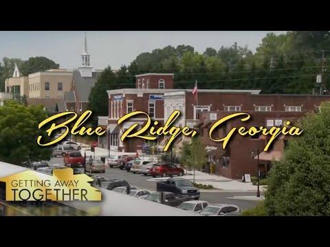 Blue Ridge GA: Blue Ridge Scenic Railway - Getting Away Together Webisode
