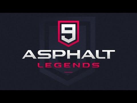 아스팔트 9:레전드 스피드하게 멀티 공략&테르조컵 기경 도전(안드로이드)