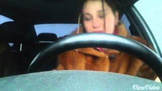 Дискотека Авария - девушка за рулем