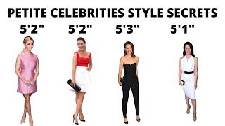 Petite Celebrity Style (Part 1)