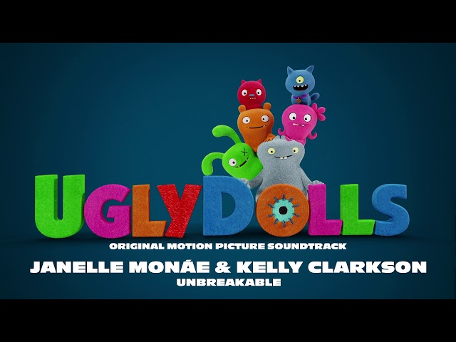 Janelle Monáe & Kelly Clarkson - Unbreakable [Official Visualizer]