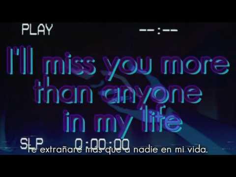 Daft Punk - Something About Us   Lyrics (Inglés - Español)