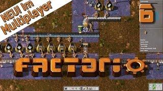 Factorio Multiplayer #6 Mehr Erz Der Industrie und Fabrik Simulator deutsch HD