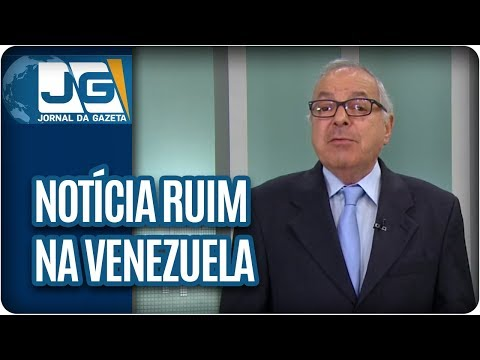 João Batista Natali/Só tem notícia ruim na Venezuela