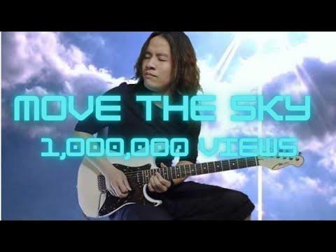Vinai T - Move the Sky  - Guitar play through