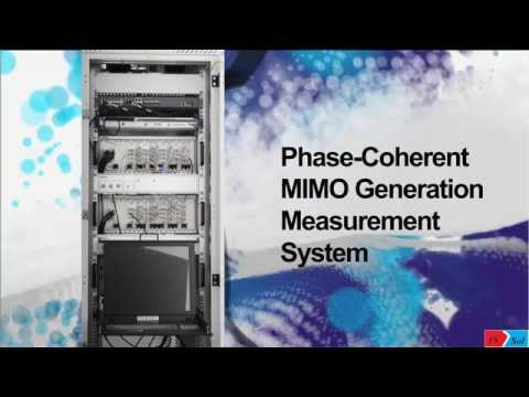 Phase-Coherent MIMO Acquisition and Generation Measurement Systems