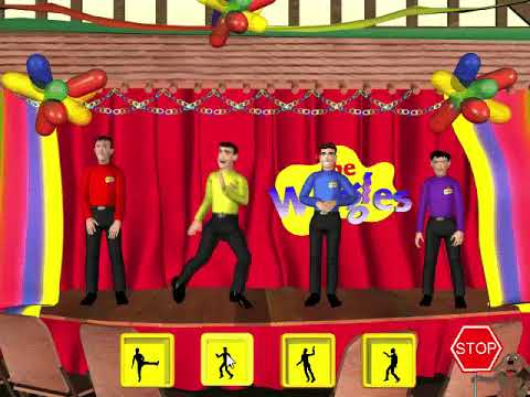 The Wiggles: A Day with The Wiggles (PC Game)