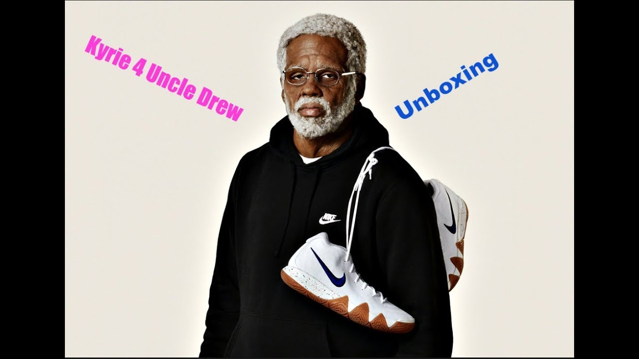 c1f3d5f8e0be49 Kyrie 4 Uncle Drew Review - YouTube
