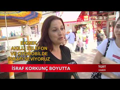 Türkiye'nin İsraf Bilançosu