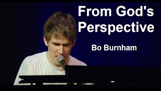 Watch Bo Burnham From Gods Perspective video