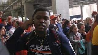 Auburn RB Boobee Whitlow arrives at LSU