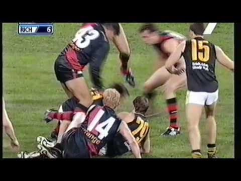 2001 AFL Round 22 - Essendon vs Richmond