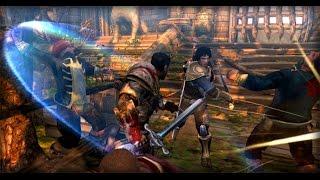 Dungeon Siege 3 GamePlay