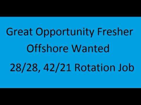 Offshore Job
