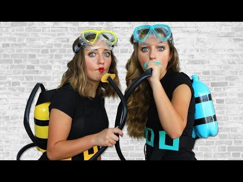 15 DIY Halloween Costume Ideas For Best Friends Or Couples | Brooklyn And Bailey