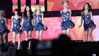 [fancam] 150904 Grand K-POP Festival SNSD - Gee