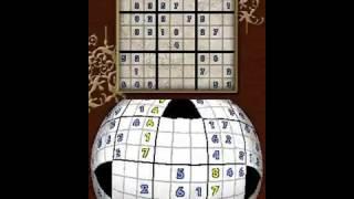 Nintendo DS ► Sudoku Ball Detective