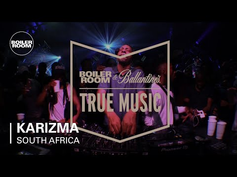 Karizma Boiler Room and Ballantine's True Music South Africa