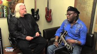 Guitars and Gear Vol. 33 - Joe Louis Walker Interview